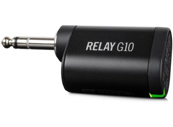 Transmissor sem fio para guitarra e baixo/Sistemas sem fio para guitarra e baixo Line6 Relay G10 Transmitter