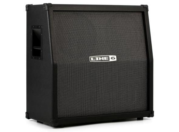 Colunas de guitarra 4x12 Line6 Spider 4x12 Cabinet