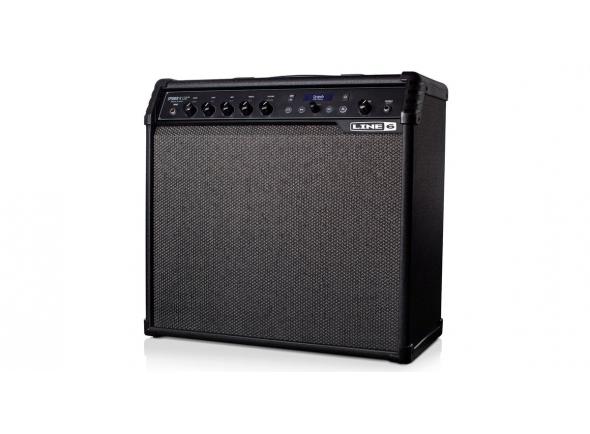 Combo de modelação para guitarra elétrica/Combos de modulación Line6  Spider V 120 MkII