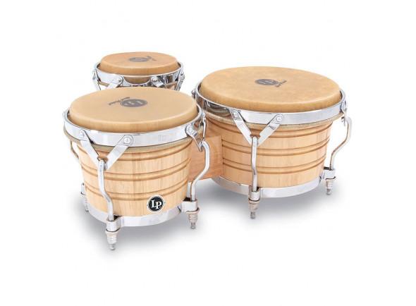 Bongós LP  202AW Triple Bongo Set