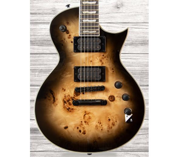 Guitarras formato Single Cut ESP LTD EC-1000 BP BLKNB