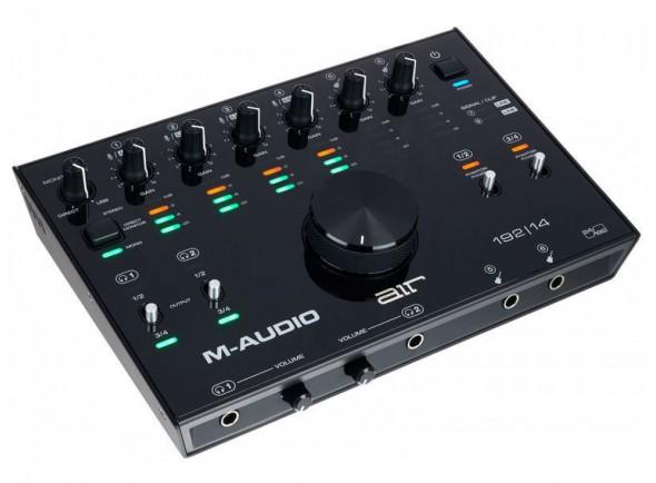 Interface Áudio USB M-Audio AIR 192|14