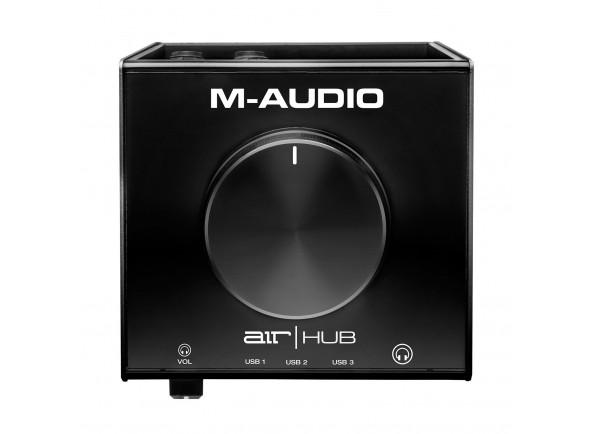 Interface Áudio USB M-Audio AIR|Hub