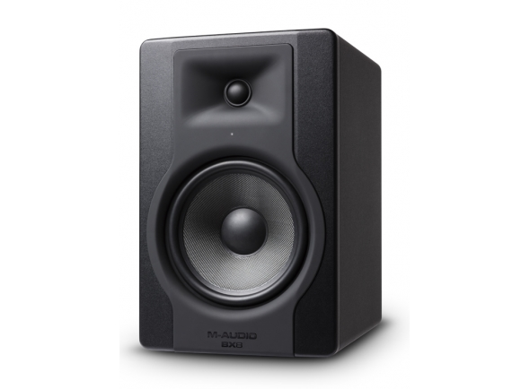Monitor de estúdio M-Audio BX8 D3 B-Stock