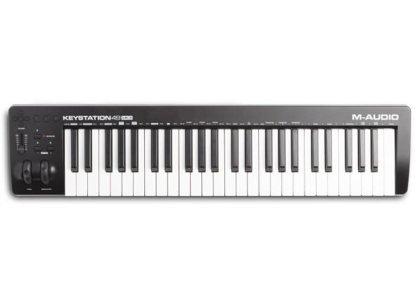Teclados MIDI Controladores M-Audio Keystation 49 MK3
