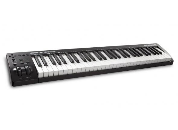 Teclados MIDI Controladores M-Audio Keystation 61 MK3