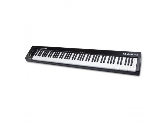 B-stock Controladores de teclados MIDI M-Audio Keystation 88 MK3 B-Stock