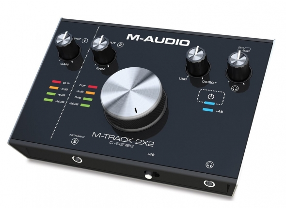 M-Audio M-Track 2x2 