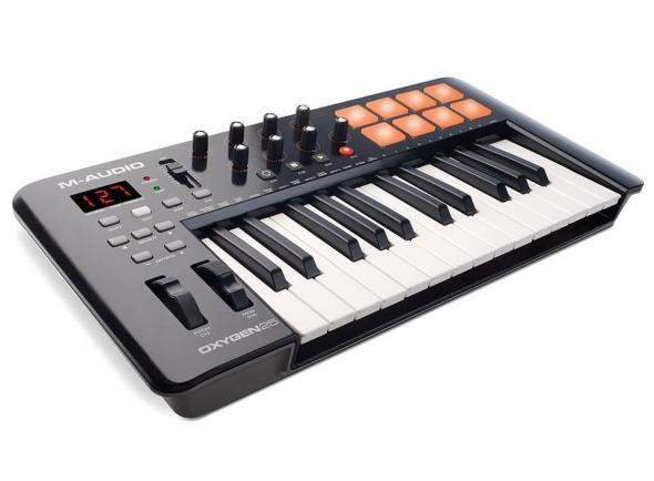 Teclados MIDI Controladores M-Audio Oxygen 25 Mk4