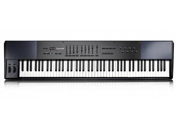 Ver mais informações do Teclados MIDI Controladores M-Audio Oxygen 88
