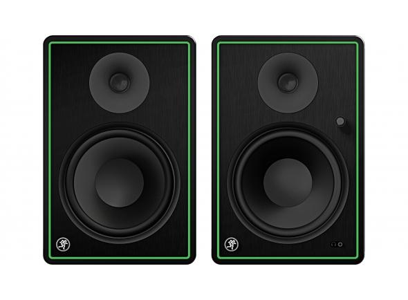 Monitores de estúdio activos Mackie CR8-X BT