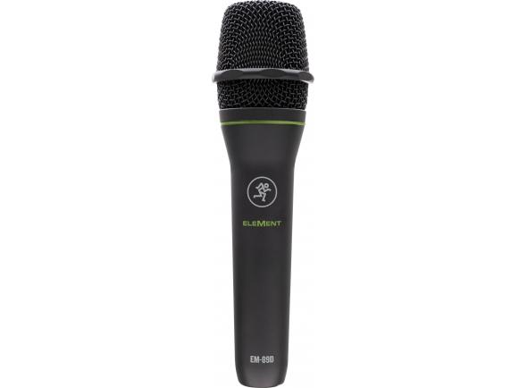 Microfone Vocal Dinâmico Mackie EM-89D