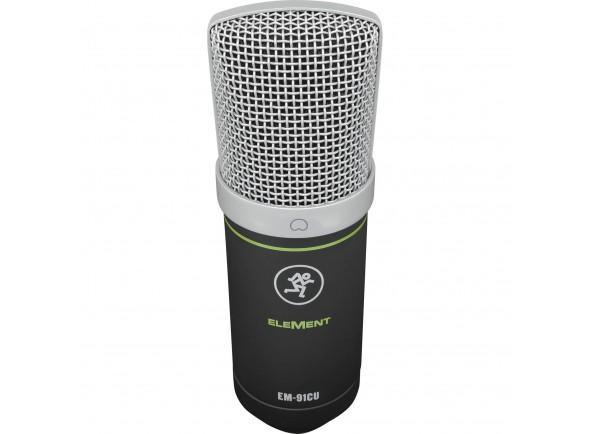 Microfone USB Mackie EM-91CU