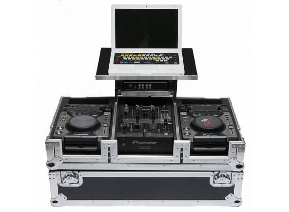 Hard Cases/Estojos e malas Magma CDJ-Workstation 400/350