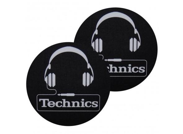 Tapete deslizante para Gira-Discos/Slipmats Magma Slipmat Headphone