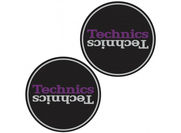 Tapete deslizante para Gira-Discos/Slipmats Magma Technics Slipmat Duplex 3