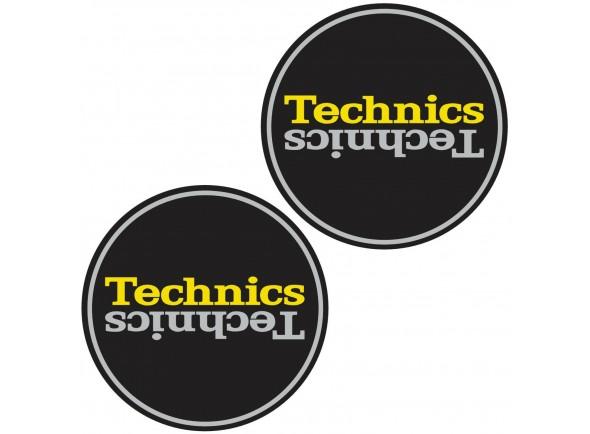 Tapete deslizante para Gira-Discos/Slipmats Magma Technics Slipmat Duplex 4
