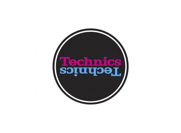 Tapete deslizante para Gira-Discos/Slipmats Magma Technics Slipmat Duplex 5