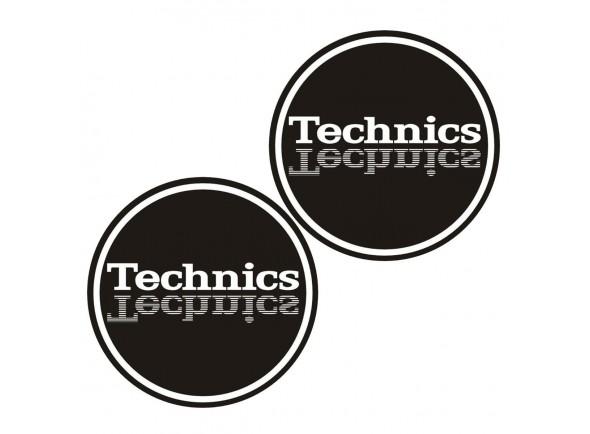 Tapete deslizante para Gira-Discos/Slipmats Magma Technics Slipmat Mirror 1