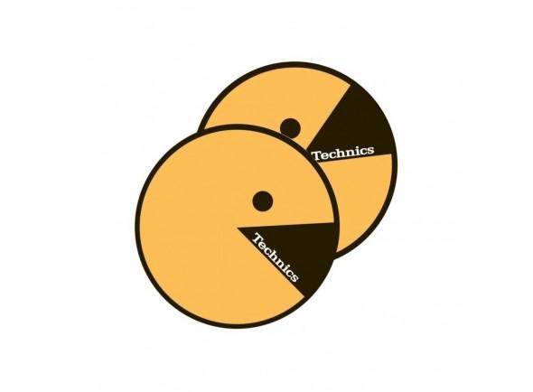 Tapete deslizante para Gira-Discos/Slipmats Magma Technics Slipmat Tecman