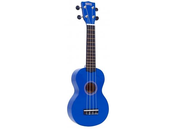 Ukulele Soprano/Ukulele Soprano Mahalo MR1BU azul
