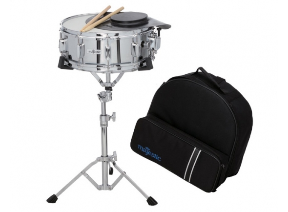 Kit de instrumentos Majestic Kit Caixa com Mochila 14D