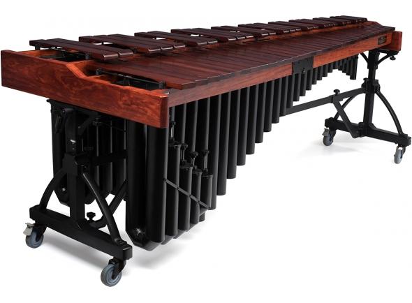 Marimbas Majestic Marimba Honduras Rosewood Artist 5 oitavas (C2-C7) M7750H