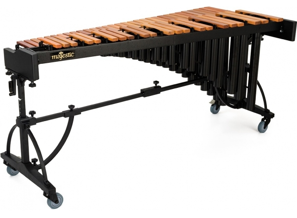 Marimbas Majestic Marimba Honduras Rosewood Deluxe 4 1/3 oitavas (A2-C7) M6543H