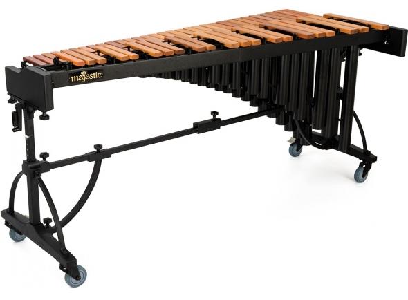Marimbas Majestic Marimba Padauk Deluxe 4 1/3 oitavas (A2-C7)