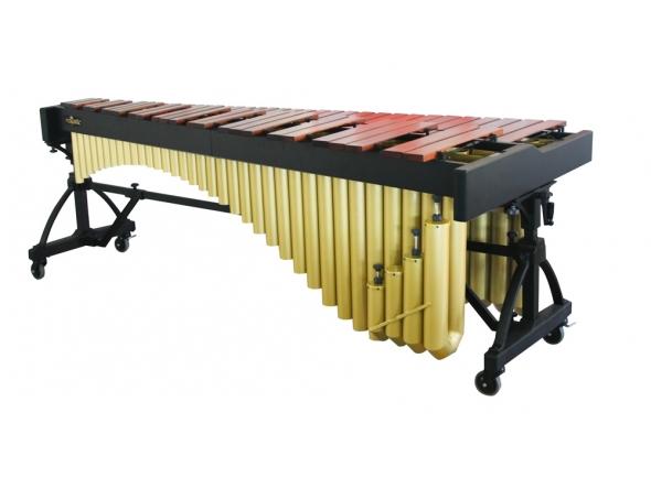 Marimbas Majestic Marimba Synthetic Deluxe 4 1/3 oitavas (A2-C7) M6543P