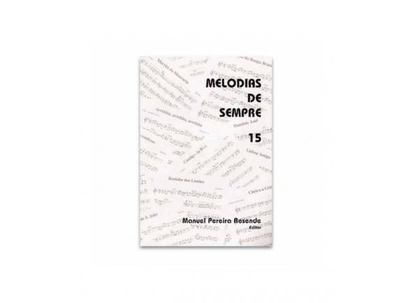 Cancionero Manuel Pereira Resende MELODIAS DE SEMPRE 15