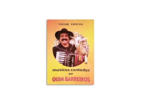 Livro de canções Manuel Pereira Resende MELODIAS DE SEMPRE QUIM BARREIROS VOLUME 3