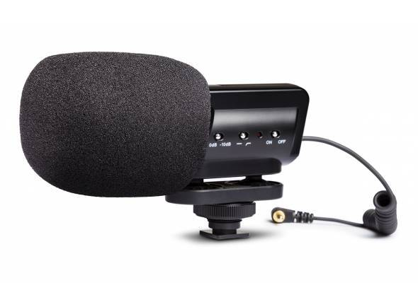 Microfone para Câmera/Microfones especiais Marantz Audio Scope SB-C2