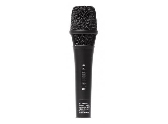 Microfone de membrana grande Marantz M4U