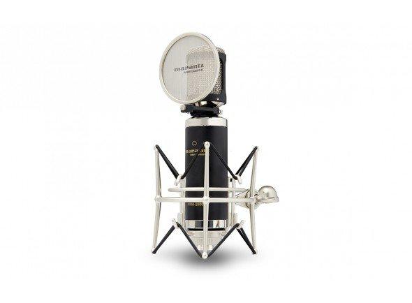 Microfone de membrana grande/Microfone de membrana grande Marantz MPM-2000