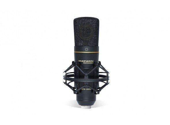 Microfone USB/Microfone USB Marantz MPM-2000U