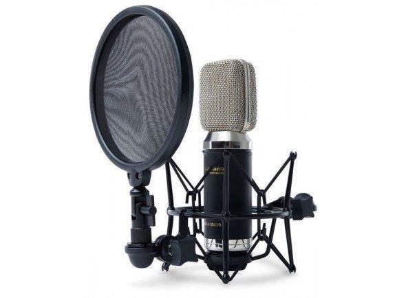 Microfone de Fita/Microfone de membrana grande Marantz MPM-3500R