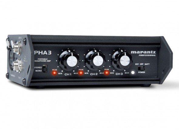 Fontes / Amplificadores Marantz PHA 3