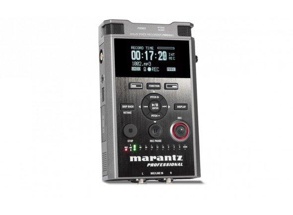Gravadores portáteis/Gravadores Digitais Marantz PMD 561
