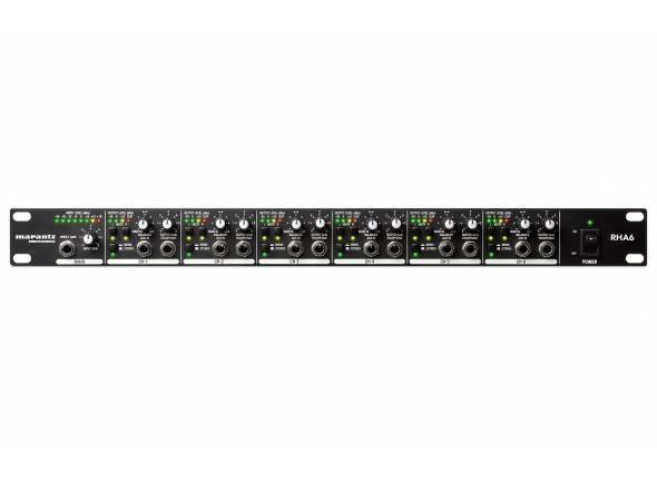 Amplificador Headphones/Amplificadores Marantz RHA6