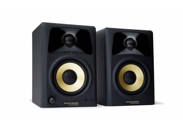 Monitor de estúdio Marantz StudioScope 4