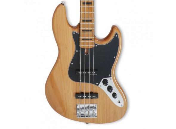Baixo Elétrico de 4 cordas/Baixo de 4 Cordas Marcus Miller V5 Alder 4 String Bass In Natural