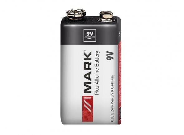 Pilhas Mark 6LR61 9V