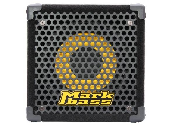 Combos de Baixo a Transístor Markbass Combo Micromark 801