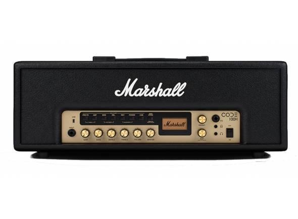 Combo de Modelação/Combos de Guitarra Eléctrica de Modulação Marshall CODE100H