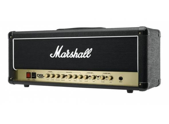 Cabeça para Guitarra Elétrica/Cabeças para guitarra  Marshall DSL100H