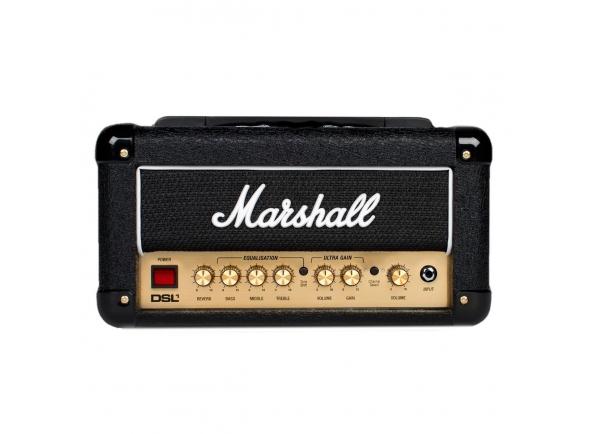 Cabeça para Guitarra Elétrica Marshall DSL1HR