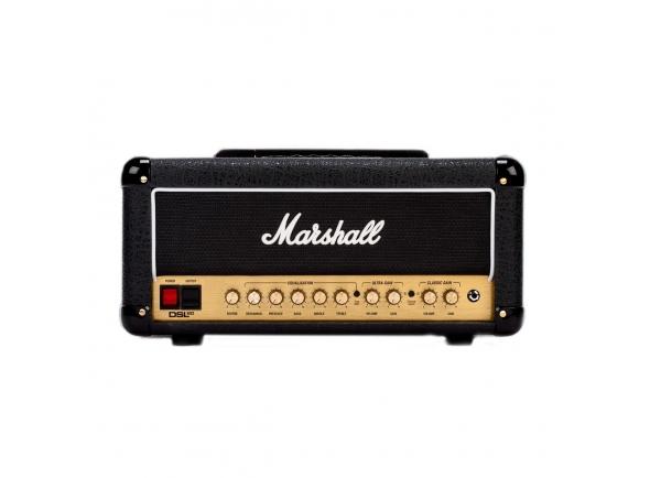 Cabeça para Guitarra Elétrica Marshall DSL20HR