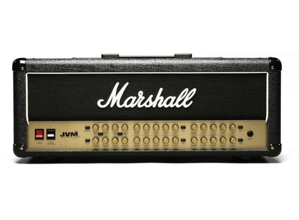 Cabeças de guitarra a válvulas Marshall JVM410H