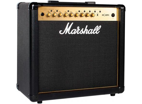 Combos de transistores Marshall MG50GFX